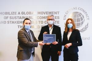 Wspólnie na rzecz zrównoważonego rozwoju. APA Wojciechowski w United Nations Global Compact