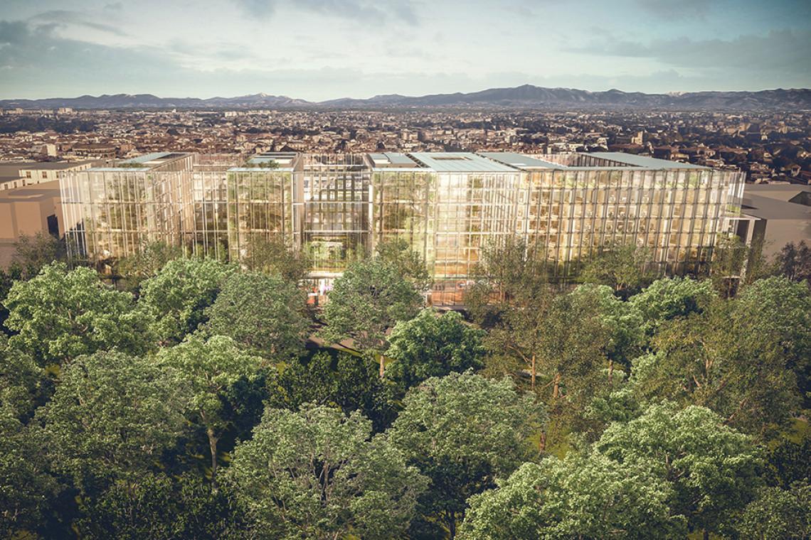 Biophilic design i well-being: Antonio Citterio zaprojektował biura włoskiego giganta!