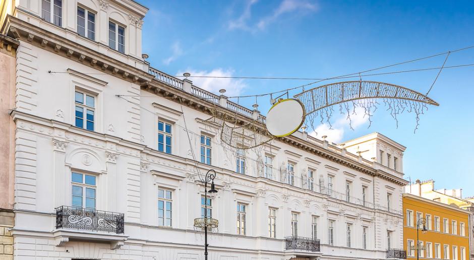 Pałac Kossakowskich w Warszawie już odrestaurowany!