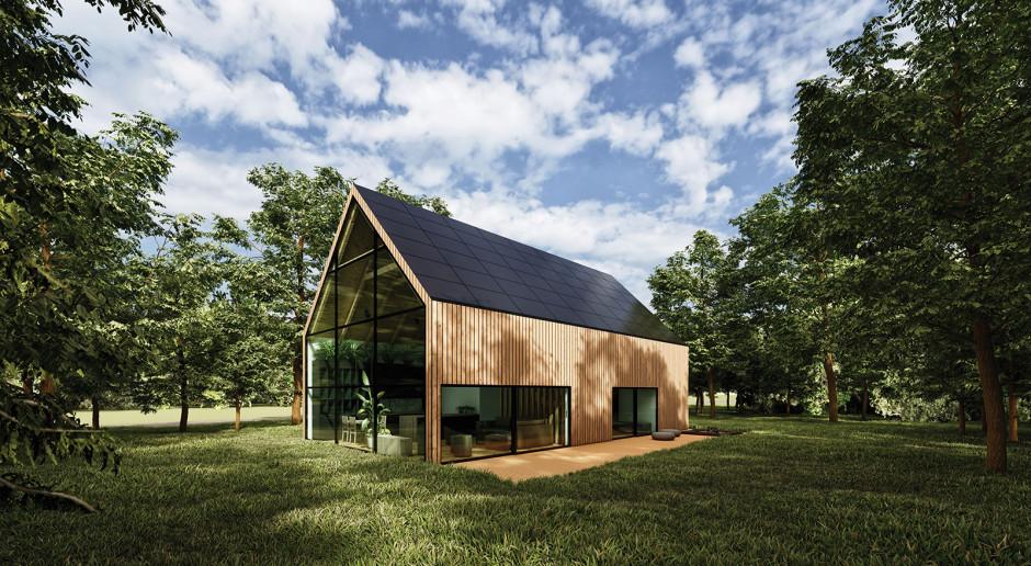Dom przyszłości: nowoczesny i ekologiczny. Projekt nagrodzony w międzynarodowym konkursie
