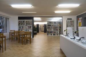 Nowoczesna i przytulna. Kolejna Biblioteka Miejska w Łodzi odnowiona