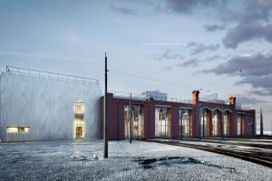 Najstarsza łódzka zajezdnia stanie się nowoczesnym centrum obsługi tramwajów