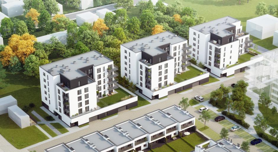 Zróżnicowana architektura w Łodzi. Kolejne osiedle już otwarte dla mieszkańców