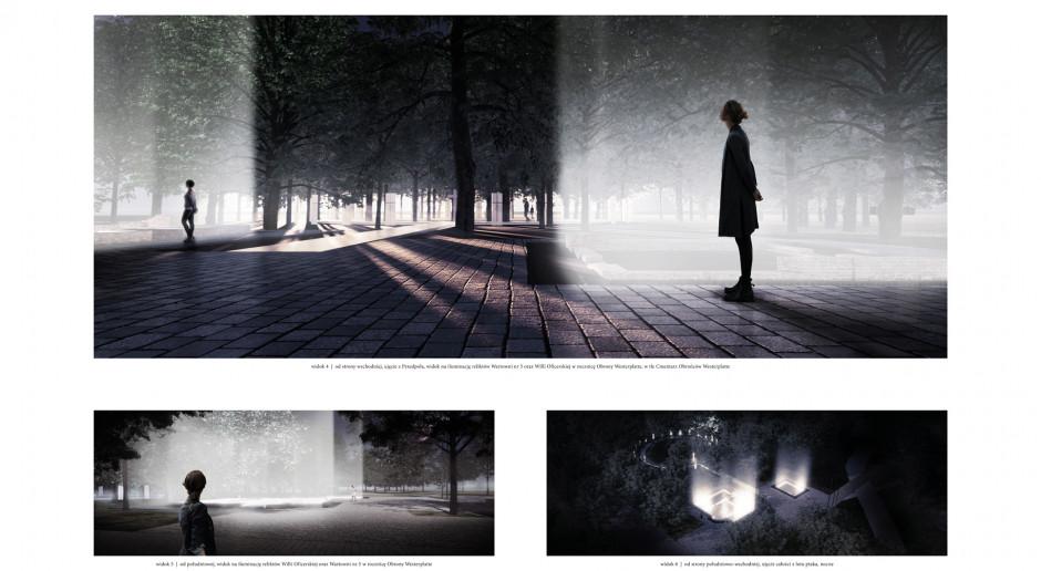 Pracownia NM architekci stworzy koncepcję cmentarza wojskowego na Westerplatte