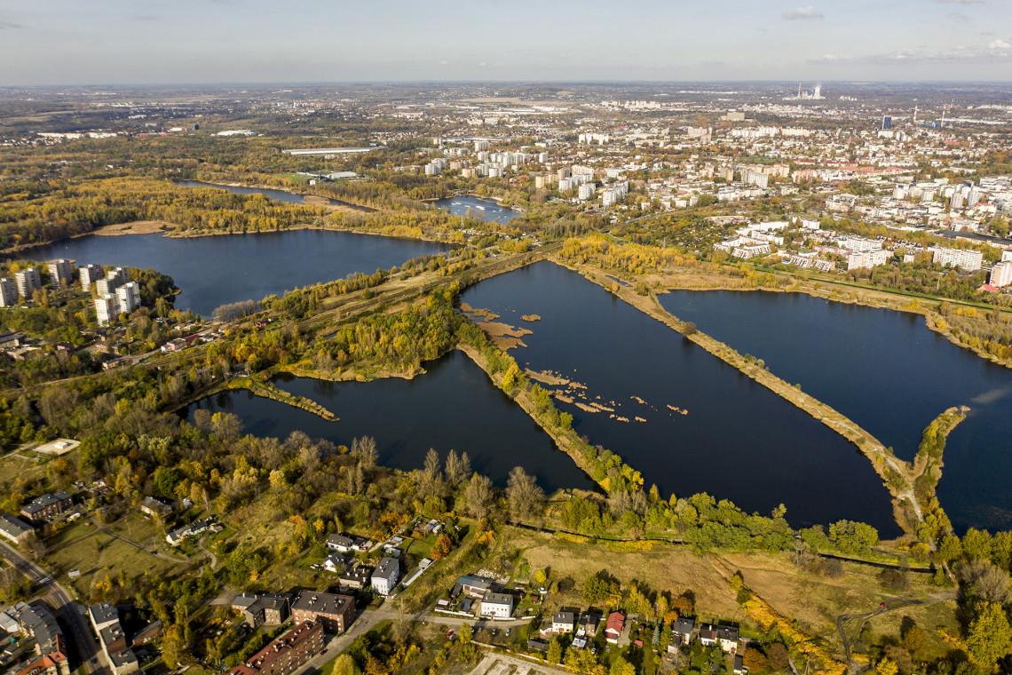 Katowicka Dolina Pięciu Stawów będzie zrewitalizowana