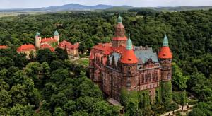 Zamek Książ już po remoncie