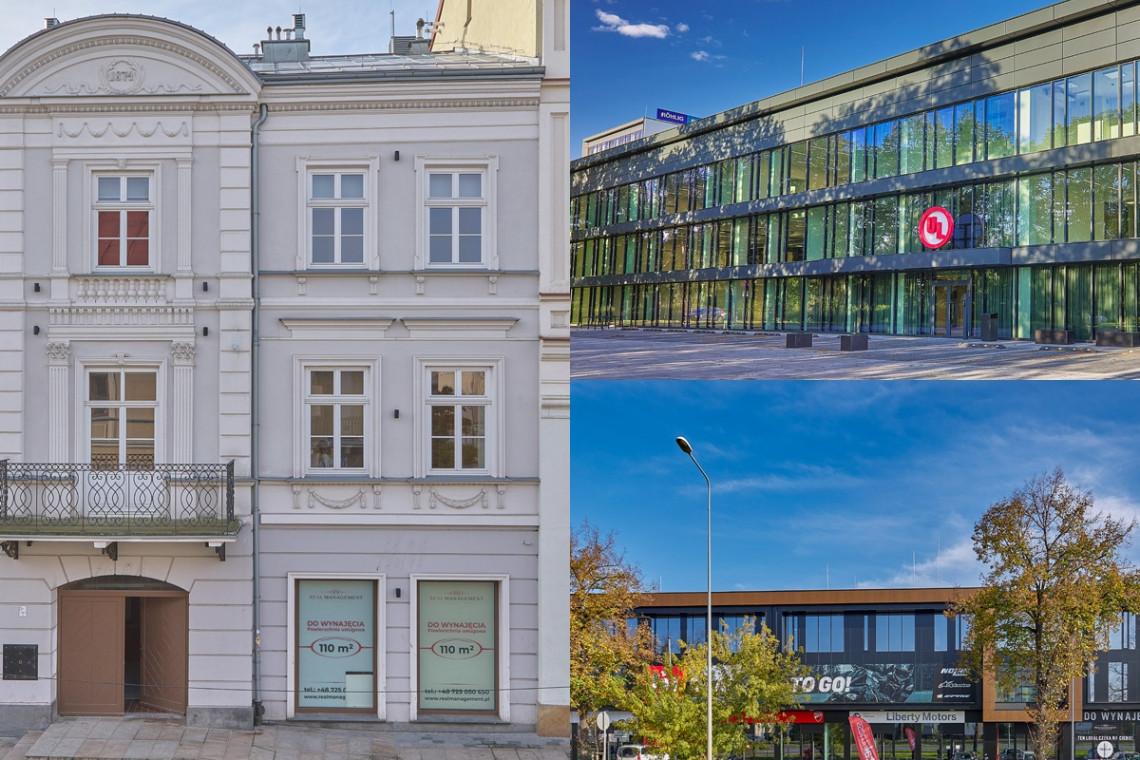 Nowe powierzchnie biurowe, odnowiona zabytkowa kamienica: deweloper podsumowuje rok