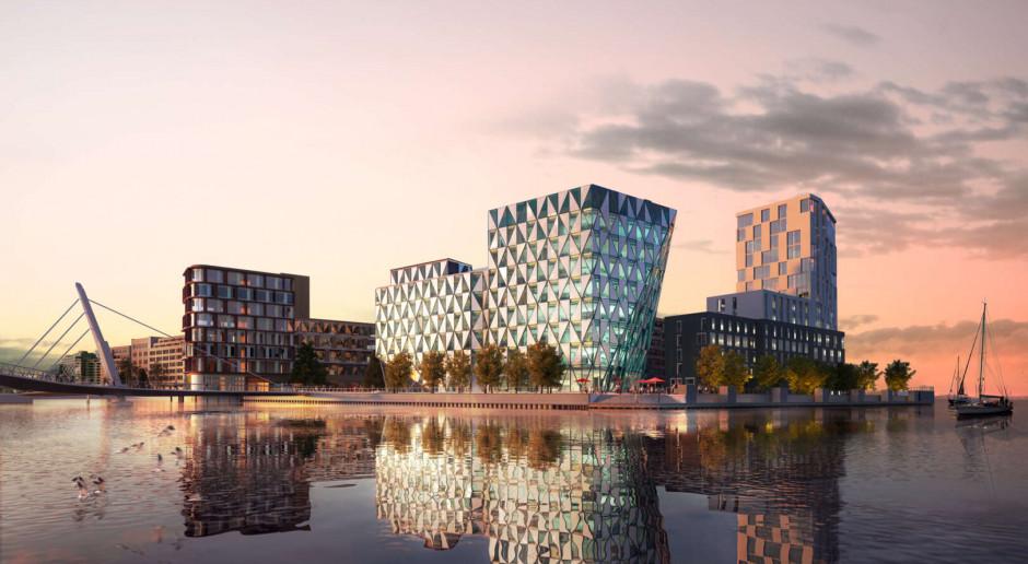 Nowoczesny budynek biurowy z certyfikatem ekologicznym. To nowa inwestycja w Szwecji
