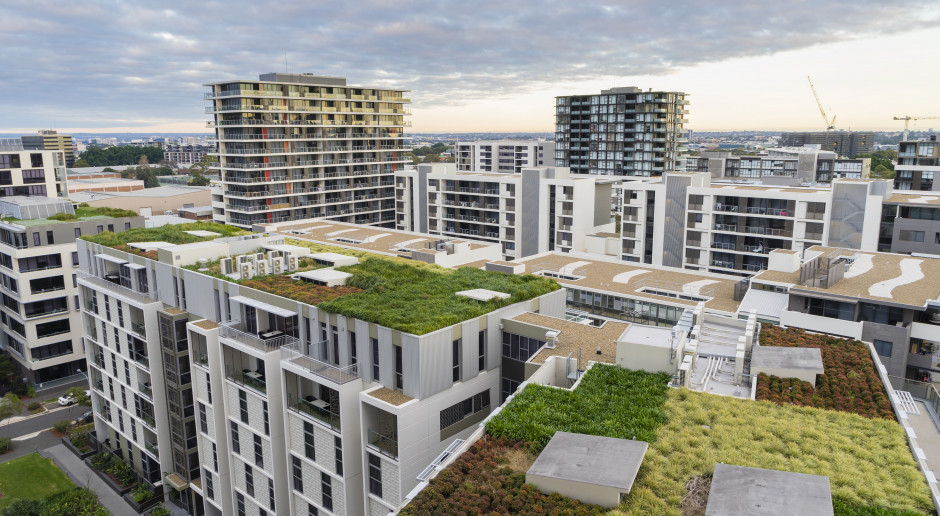 Rozwiązania przyjazne środowisku. Firmy stawiają na zielone dachy, panele solarne i aluminium