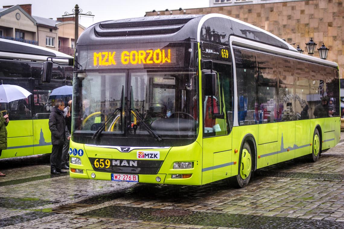 Ekologiczne autobusy w Gorzowie Wielkopolskim