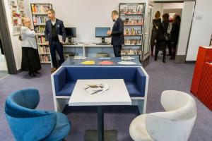 Nowoczesne biblioteki w Gdańsku. Trwają remonty strych placówek, powstają też nowe