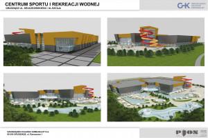 Centrum Sportu i Rekreacji Wodnej powstanie w Grudziądzu