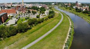 W Poznaniu coraz więcej ścieżek dla rowerzystów