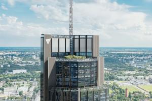 Varso Tower oficjalnie najwyższy w Polsce