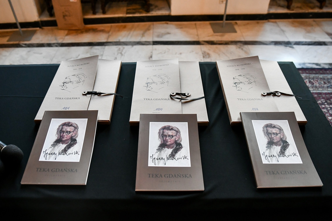 Prace gdańskiego artysty i konserwatora dostępne w sieci