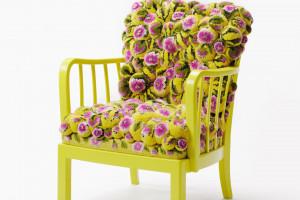 Kolorowy design spod znaku Myk. To dzieło projektantki mody, Myry von Busekist