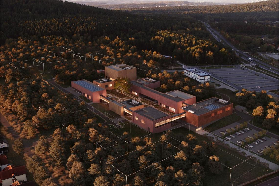 W Kielcach trwa budowa Kampusu Laboratoryjnego GUM