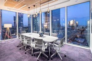 Nowe biuro Oracle w Warszawie. Ponadczasowy projekt Massive Design