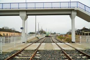 Nowe przystanki na trasie Lewki – Hajnówka