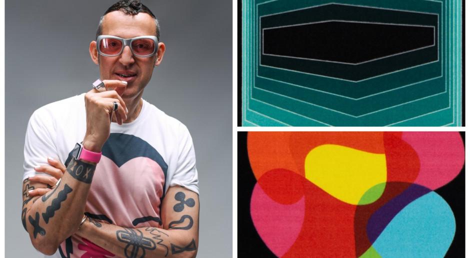 Karim Rashid projektuje dywany