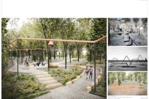 Najstarsza dzielnica Gdyni się zmienia. Ten projekt połączy Górne i Dolne Oksywie
