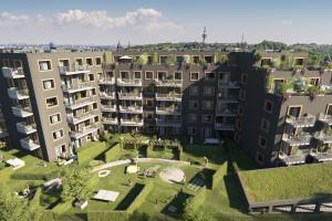 Kraków: Połowa powierzchni tej inwestycji to zieleń