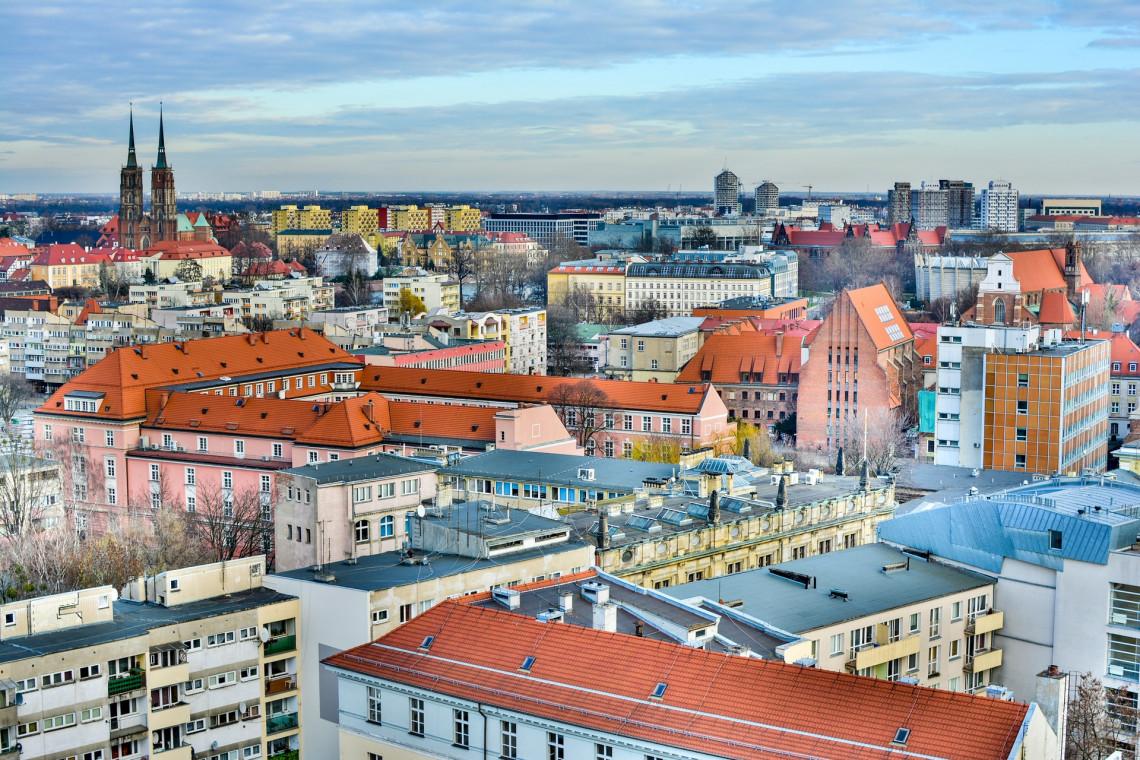 113 nieruchomości we Wrocławiu podłączono do sieci w ramach programu antysmogowego