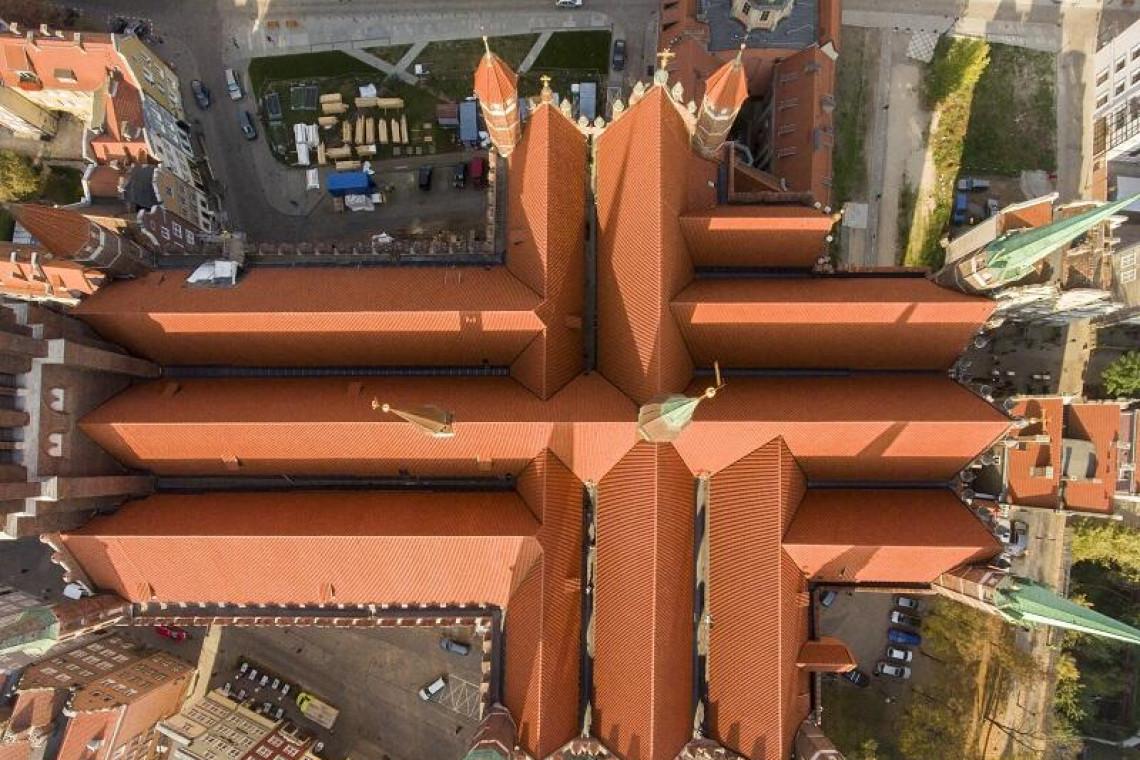 Koniec wielkiego remontu Bazyliki Mariackiej w Gdańsku