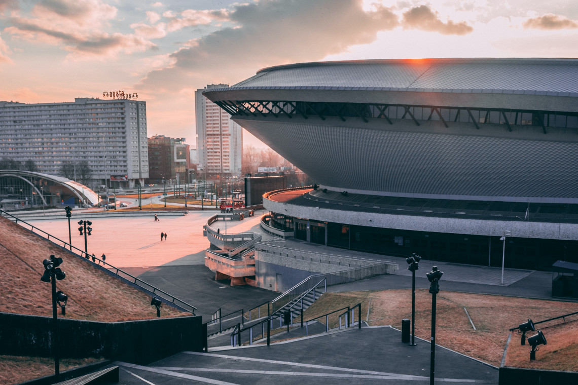 Katowice w 3D.  Serwis internetowy nie tylko dla miłośników architektury