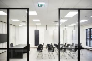 Tak wyglądają wnętrza nowego centrum Cosentino na Śląsku