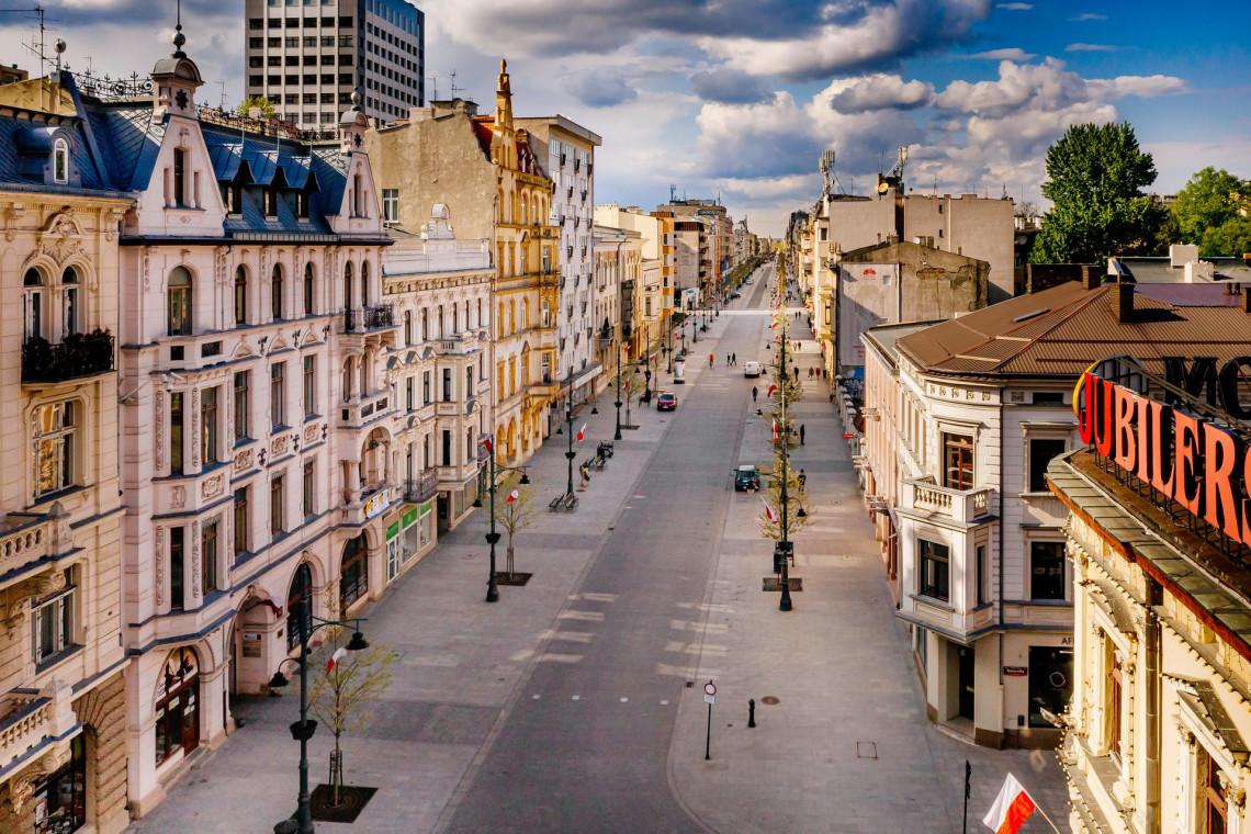 Nowe inwestycje w miejskich instytucjach kultury w Łodzi