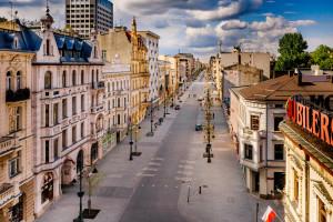 Przy budowie pasażu w Łodzi znaleziono zabytkowe eksponaty. Teraz miasto szuka dla nich miejsca