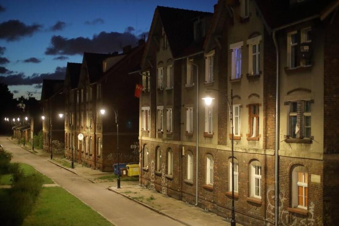 Jaśniejszy Gdańsk: w 2020 roku oświetlono 56 ulic