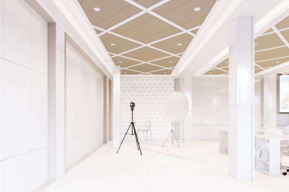 Tak wygląda odnowiona siedziba Indigo Nails. Za projektem stoi Reform Architekt