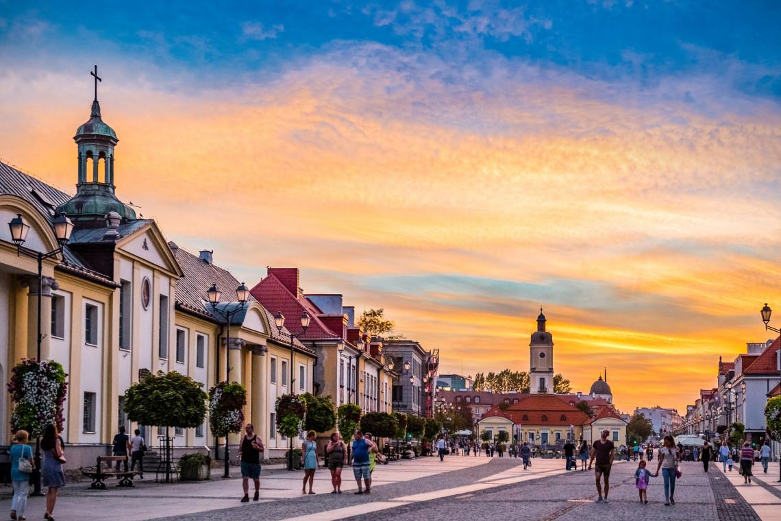 Białystok najlepszym miastem do życia