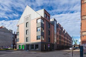 Apartamenty na wynajem w stoczniowym klimacie