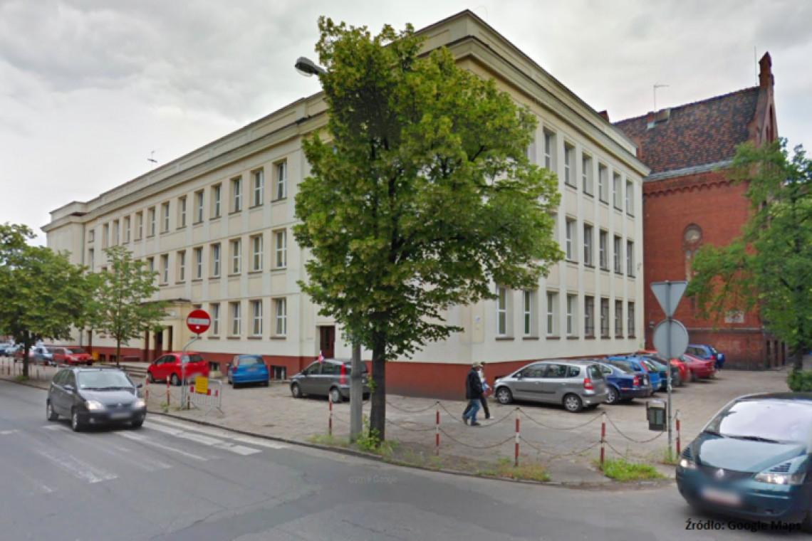 Dawne gimnazjum w Bydgoszczy przejdzie gruntowną przebudowę
