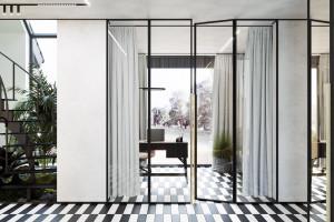 Japoński minimalizm i lastryko w eleganckim projekcie od modeko.studio