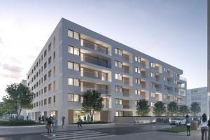 Nowa inwestycja w Warszawie Włochy przyciąga zielonymi terenami