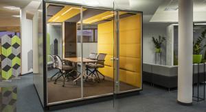 Zielone biurowce: jak zadbać o akustykę?