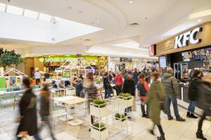 Centra handlowe Newbridge znowu docenione za ekologię