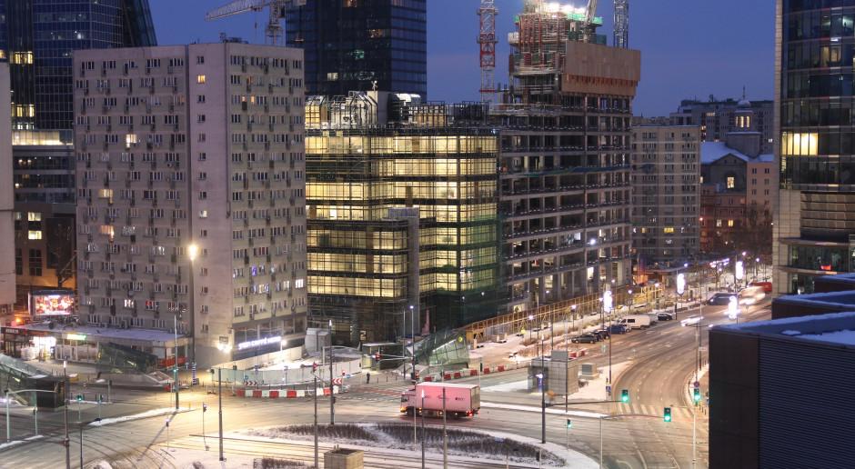 Piętro w cztery dni! Zaglądamy na budowę Skysawa w Warszawie