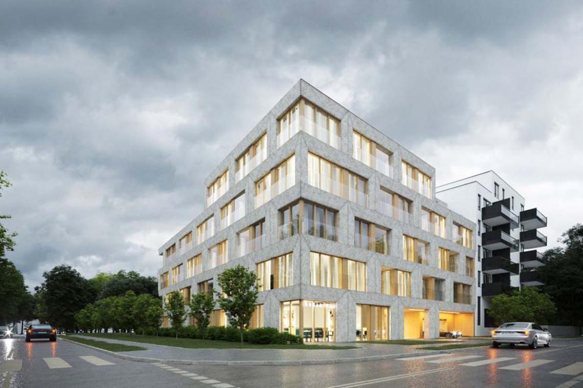 Nowa inwestycja premium przy Parku Stawy Kellera w Warszawie