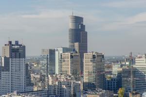 Warszawski wieżowiec z ekologicznym certyfikatem