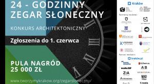 """Konkursu """"24-godzinny Zegar Słoneczny"""": zmiana regulaminu i wydłużony termin"""