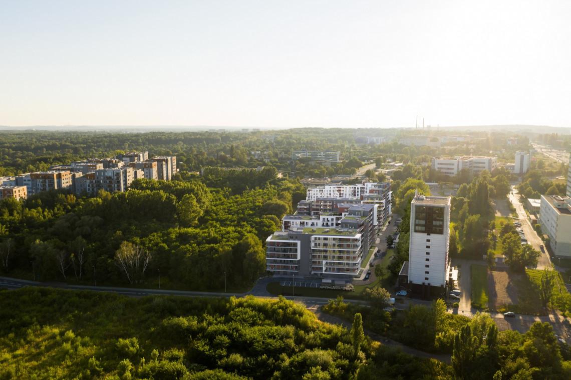 Kolejny etap inwestycji w zielonej enklawie Katowic