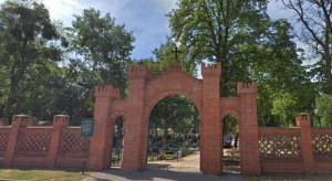 Dodatkowe kolumbarium na cmentarzu Starofarny w Bydgoszczy
