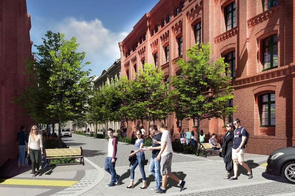 Nowa inwestycja mixed-use w Łodzi. Zabytkowe domy robotnicze do remontu