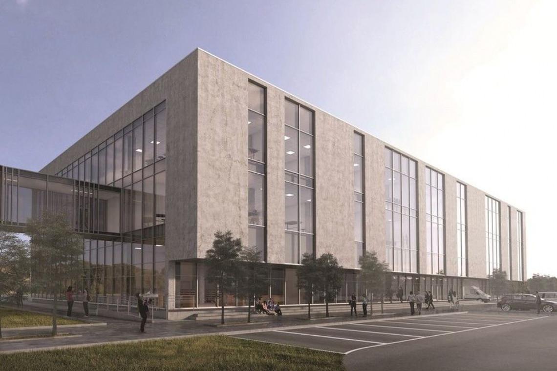 Rozbudowa UTP w Bydgoszczy: wmurowano kamień węgielny pod budowę nowego obiektu