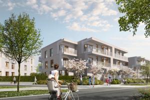 Ta inwestycja spod kreski BBGK Architekci to książkowy przykład zielonego osiedla
